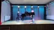 Koncert uczniów - Przesłuchania CEA 2020