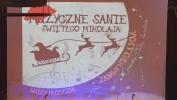 Muzyczne sanie św. Mikołaja 2017.