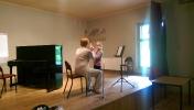 Warsztaty instrumentów dętych - Małgorzata Drewnowska