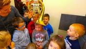 Wizyta przedszkolaków z Jagodnika